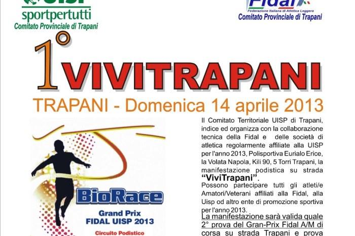 Il Biorace 2013 parte da Trapani