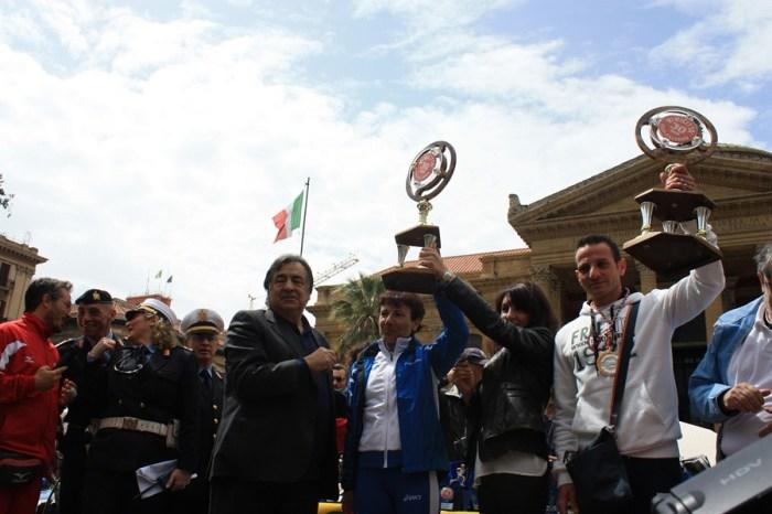 Vivicittà di Palermo: record di partecipanti