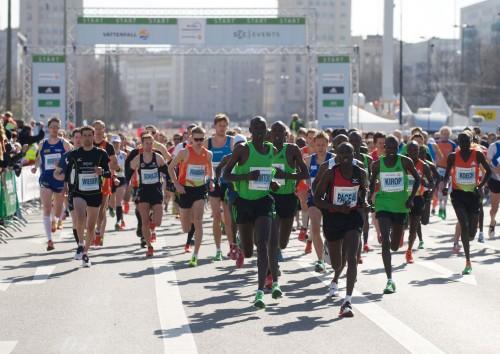 Messinesi alla Mezza Maratona di Berlino