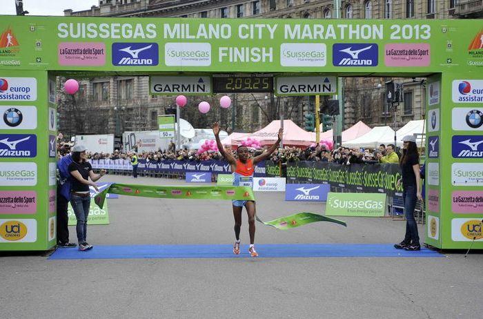 Pronostici rispettati alla Milano City Marathon