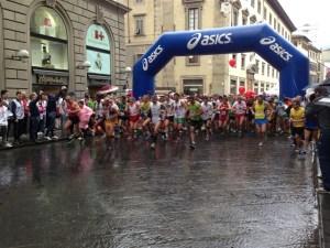 Partenza Firenze