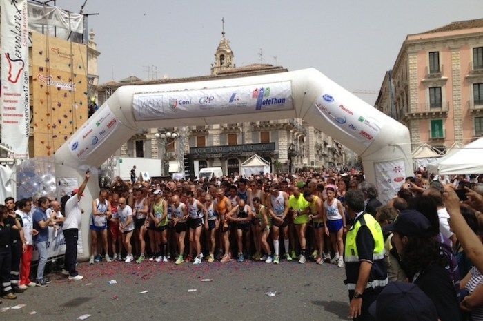 Grande successo per la Walk of Life a Catania