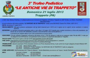 Volantino TRAPPETO 2013