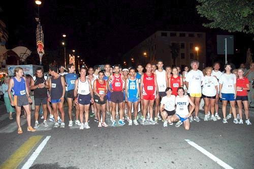 Anticipata a lunedì 12 la Maratona di Ferragosto