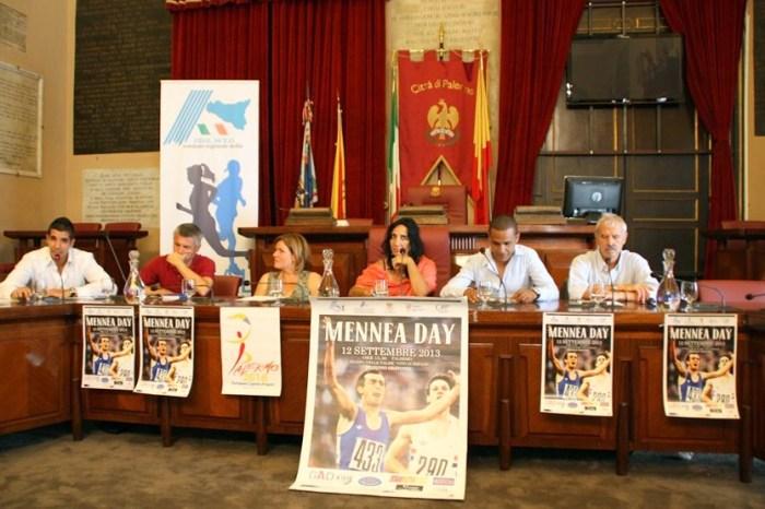 """Presentato a Palermo il """"Mennea Day"""""""