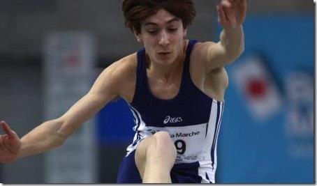 Randazzo super ai Campionati Italiani Allievi
