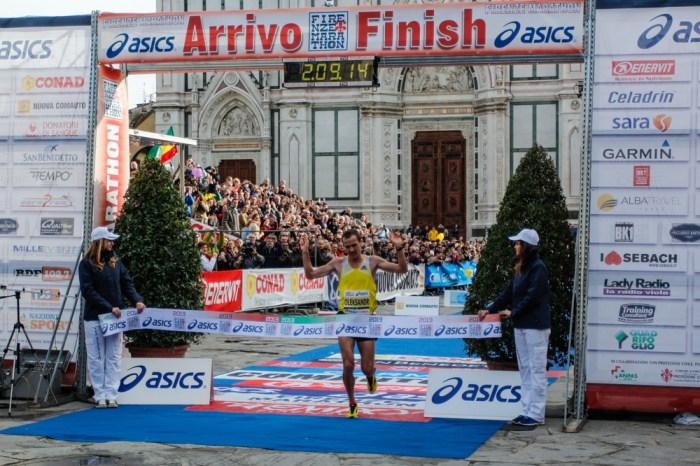Parla ucraino la Firenze Marathon