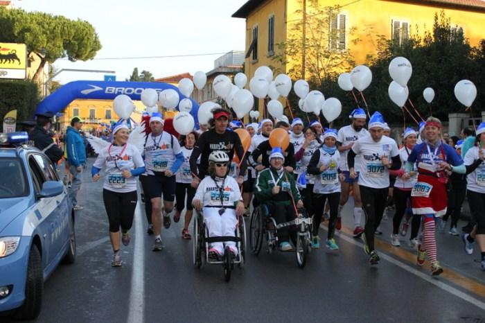 """Maratonabili in gran numero alla """"PisaMarathon"""""""