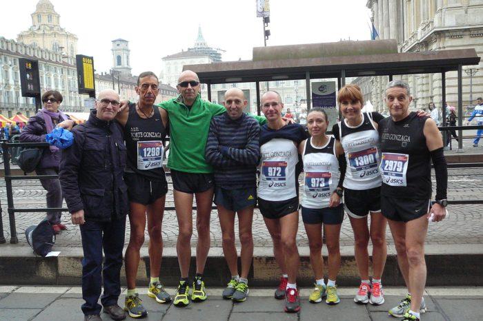 L'entusiasmo dei messinesi alla Turin Marathon