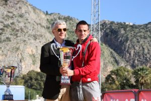 La premiazione di Vito Massimo Catania
