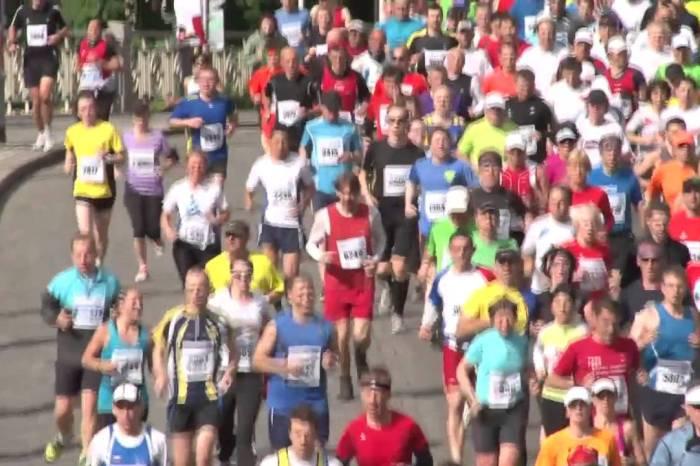 La Maratona di Praga