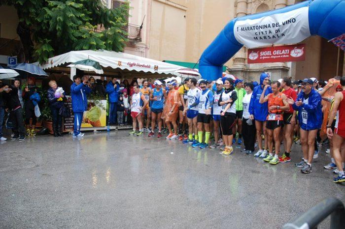 Floriani e Betta primi sotto la pioggia di Marsala
