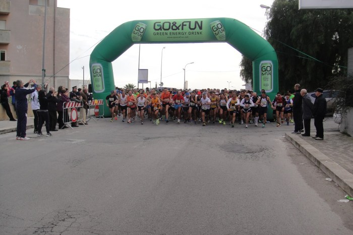 Hybla Barocco Marathon 2014