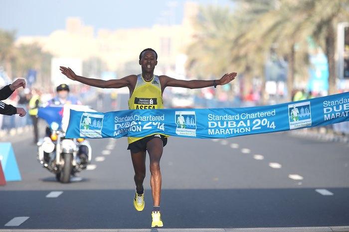 Record mondiale Junior in maratona: 2h04'32 a Dubai