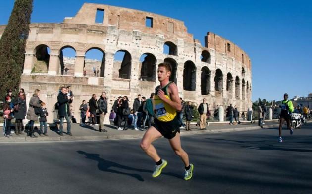 """Straneo e Lalli sul podio alla """"We Run Rome"""""""