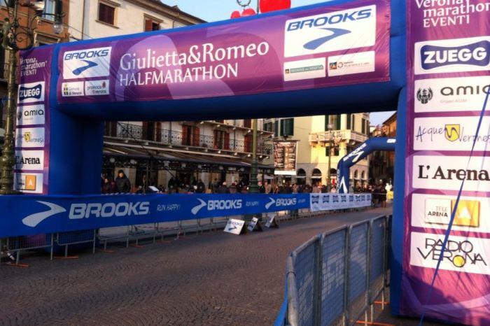 """8200 innamorati della corsa alla """"Giulietta&Romeo"""""""