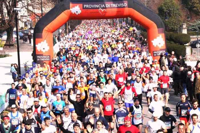 I favoriti della maratona di Treviso