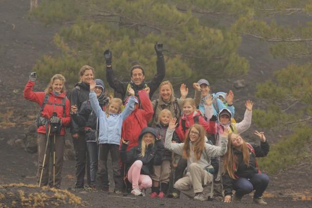 Spettacolare finale al Millet Sicily Volcano Trail