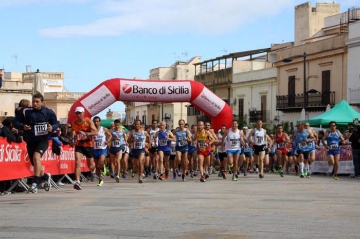 """Lyazali e Betta mettono la firma sulla """"Maratonina di Terrasini"""""""