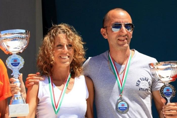 Giro di Ustica: trionfo di Fabio Rea e Francesca Colafati