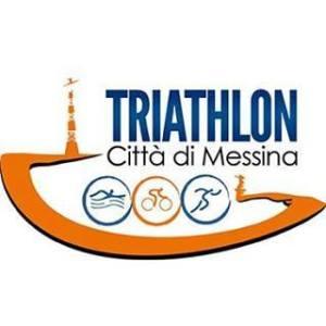 Logo Triathlon della Città di Messina