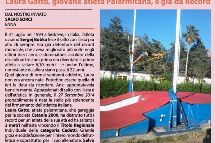 """La """"Alfio Vittorio Pistritto"""" premia i migliori atleti del 2014"""