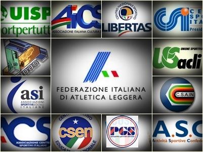 Differenza FIDAL-EPS: lettera del presidente Bandieramonte
