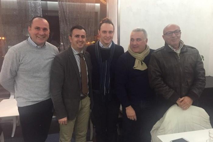 Massimo Magnani e Giacomo Leone ospiti illustri a Trecastagni