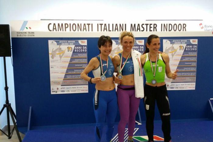 Gli olè peloritani agli Italiani Indoor e di Lanci Lunghi Master