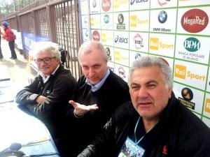 Stramilano Pippo Leone e Franco Bragagna