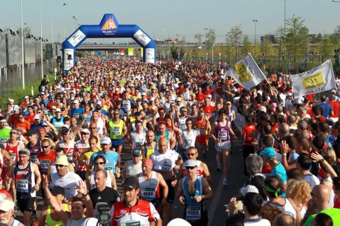 """La """"XV Milano Marathon"""" parla keniano"""
