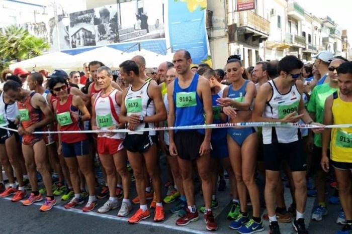 """Tra corsa e storia la """"1^ Scalata del Tirreno"""""""