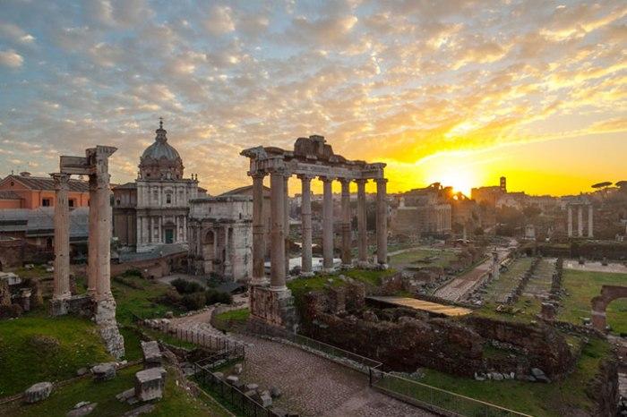 """Roma, la """"grande bellezza"""" di correre con la 5.30"""