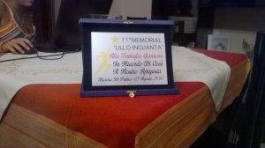Memorial Lillo Inguanta