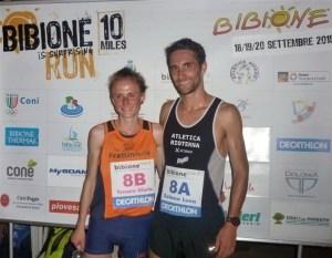 Gloria Tessaro e Luca Solone