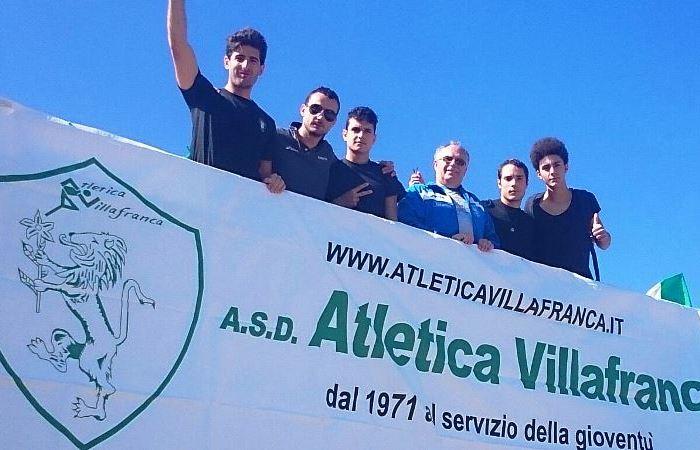 Italiani Assoluti di Società: Atletica Villafranca sesta a Orvieto
