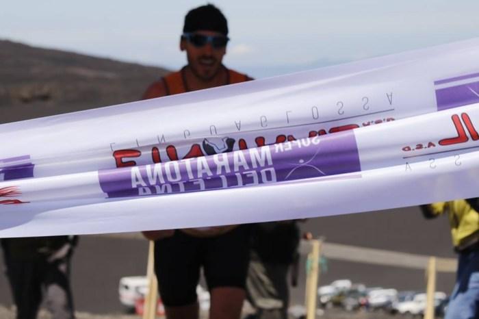 Tutto pronto per la XIII Supermaratona dell'Etna