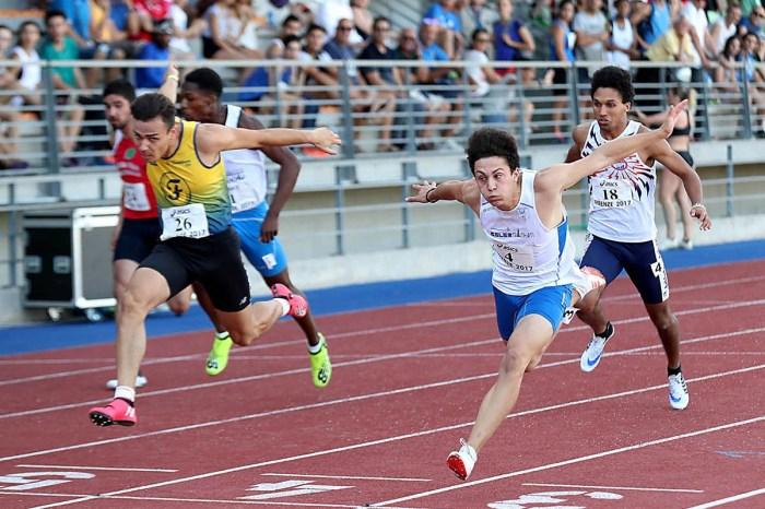 Artuso non riesce a battere primato regionale dei 100 metri