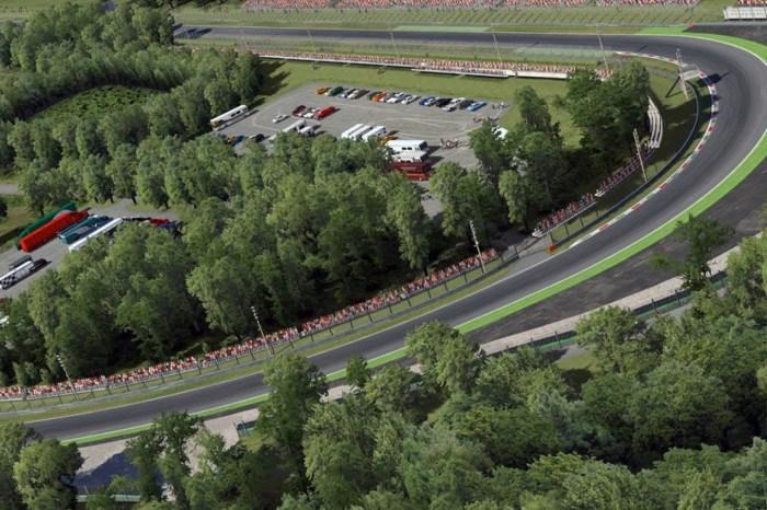 Monza: Incerti vittoria sotto la pioggia
