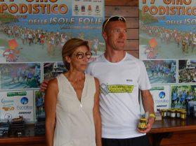 Premiazione 17° Giro Podistico delle Isole Eolie - 17