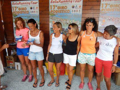 Premiazione 17° Giro Podistico delle Isole Eolie - 44