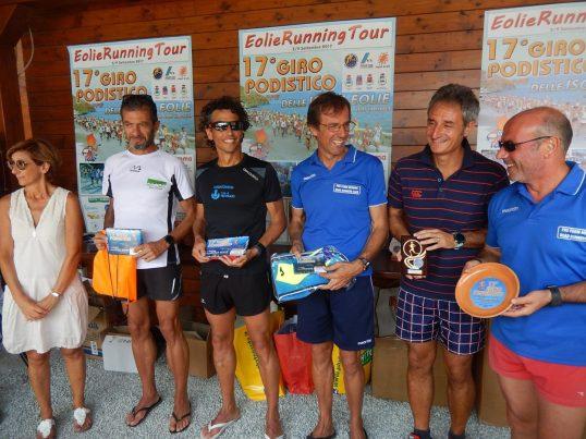Premiazione 17° Giro Podistico delle Isole Eolie - 65