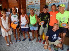 Premiazione 17° Giro Podistico delle Isole Eolie - 78