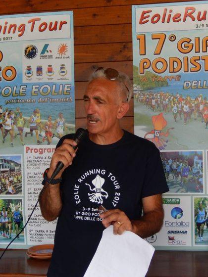 Premiazione 17° Giro Podistico delle Isole Eolie - 96