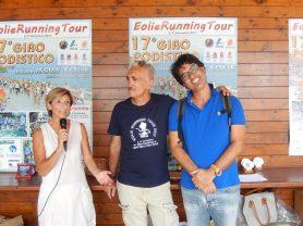 Premiazione 17° Giro Podistico delle Isole Eolie - 99