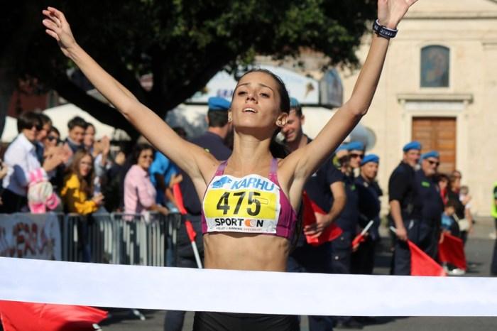 Maratonina Blu Jonio: nette vittorie di Idrissi e Tuccitto