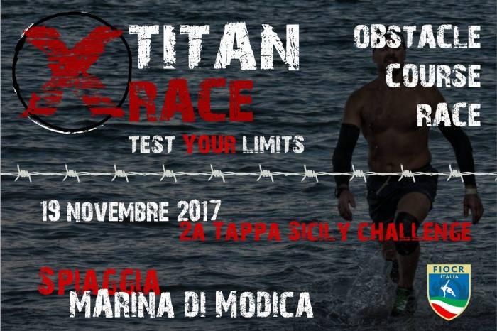 A Marina di Modica torna l'Obstacle Course Racing