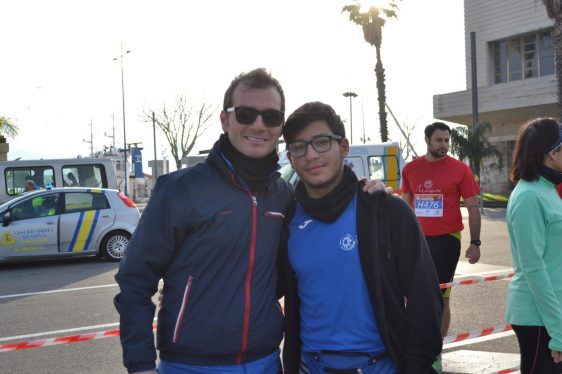 Foto Maratona di Messina 2018 - Omar - 12