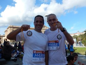 Foto Maratona di Messina 2018 - Omar - 3