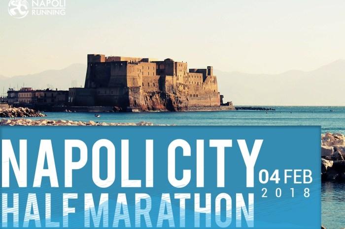 "Top runner alla ""Napoli City Half Marathon"""